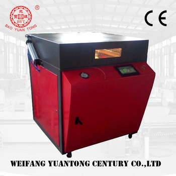 small thermoforming machine