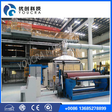 YC-1600mm SMS PP Spunbond Non Woven Fabric Making Machine High Speed