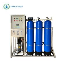 500LPH ro water treatment system