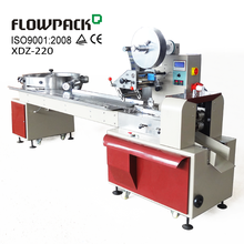 Pillow Bag Horizontal Flow Factory Price Automatic Lollipop Packaging Machine