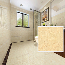 800x800mm hot sale cheap price yellow porcelain bathroom floor tiles