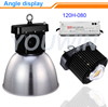 High Qualilty Mean well 150W led high bay lamp with cooling fan