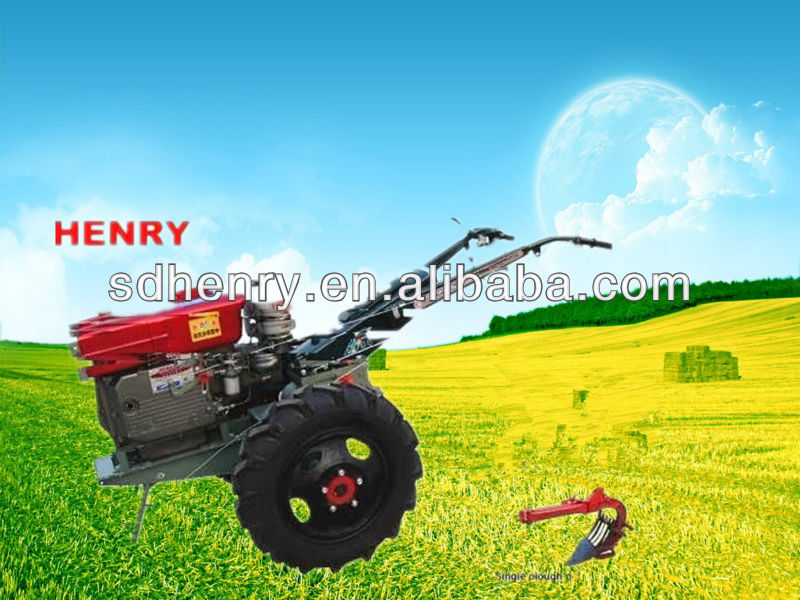 hand tractor uses