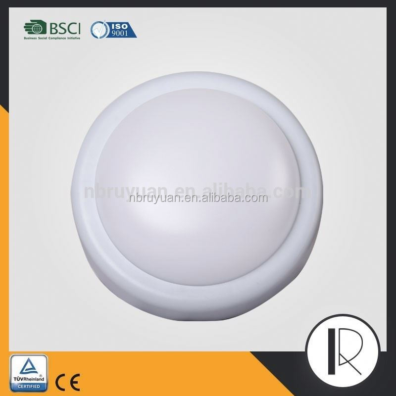901730 best price ip44 waterproof 18W round led pir sensor ceiling light