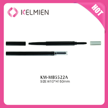 very fine empty cosmetic eyebrow makeup pencil packaging