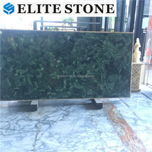 Top Green Malachite Natural Stone Countertop Marble Slab Price