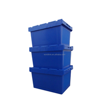 Home Storage Office Use Plastic Logistic Solid Container