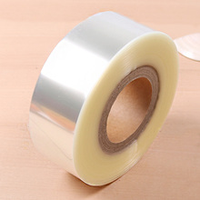 Food grade clear cake banding plastic roll film tranparent food packaging film