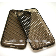 TPU case with diamond veins for samsung i8750