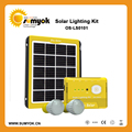2016 New Design 5w portable solar enegy system kits for rural