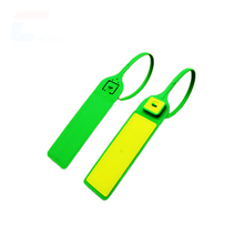 Passive Self Locking Nylon Cable Ties with RFID Identification Tag