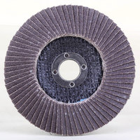100x16mm T27 Caicined Sands flap disc for steel with MPA EN12413