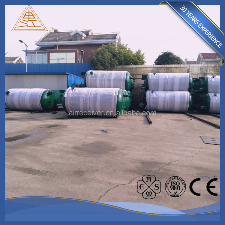 Large Volume Gas Cylinder Type export to vietnam asme compressed air storage tank