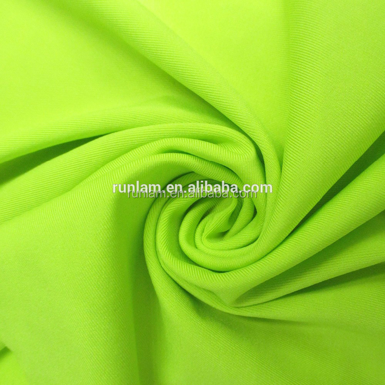 80% Polyester 20% Spandex Sports Fabric For Underwear