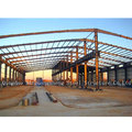 Light /Heavy Steel Structure Building for Workshop/ Warehouse/Villa/Prefabricated House