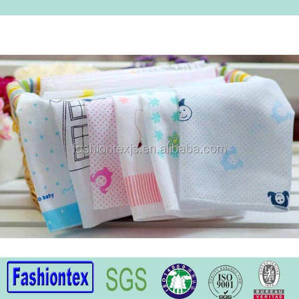 baby cotton muslin fabric face towel baby nursing cover