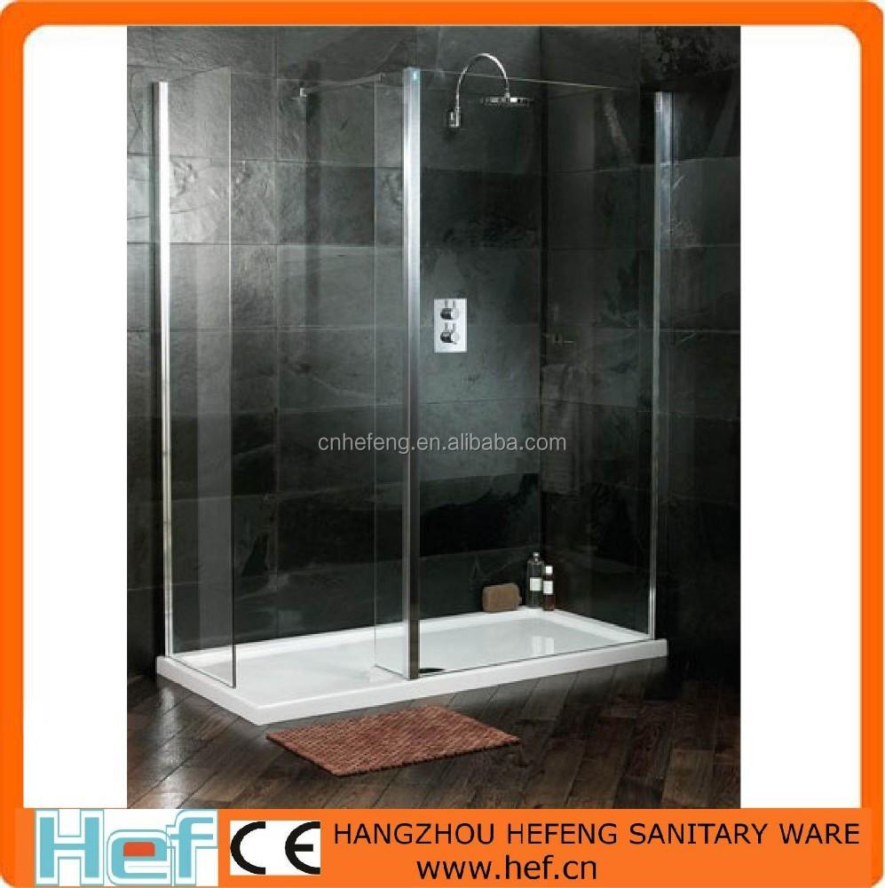 Badkamer Showroom Woerden ~ Hef luxe semi frame lopen in de badkamer douche scherm doucheruimtes