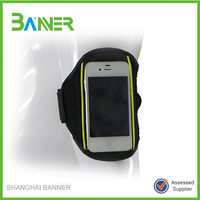 Outdoor Sports Useful Neoprene cellphone armband