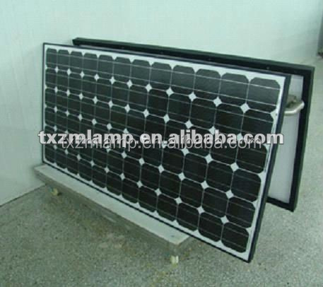low price and high quality monocrystalline silicon solar panel of 70W
