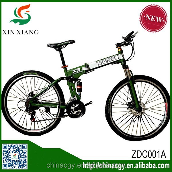 Hot sale new design bike factory folding bike review