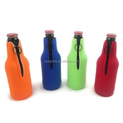 Wholesale promotional products waterproof insulated custom can cooler stubby holder