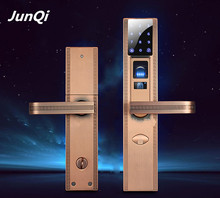 zinc alloy advanced electronic digital combination code door lock