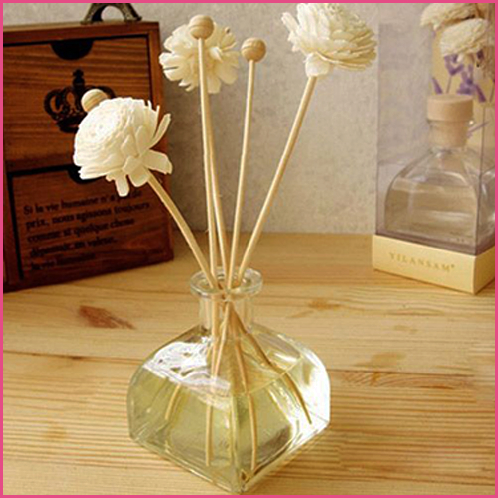 30-200ml essential oil reed diffuser wholesale /empty glass bottle for aromatherapy