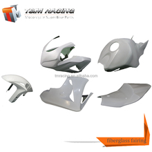 Custom Carbon Fiber motorcycle front fairing motorcycle fiberglass race fairing for honda cbr600rr 06-07