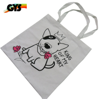 40*40CM Reusable Folding Cotton Easy Shopper Tote Bag