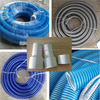 15m standard blue EVA Pool Hose with connector