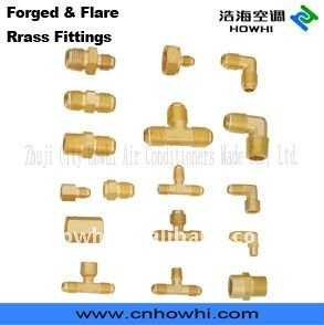 Brass Fittings: Nut,Elbow,Tee,Union and so on