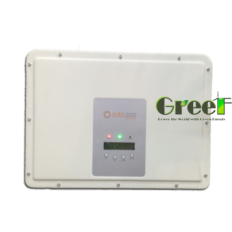 10KW,15KW single invertor for on-grid system