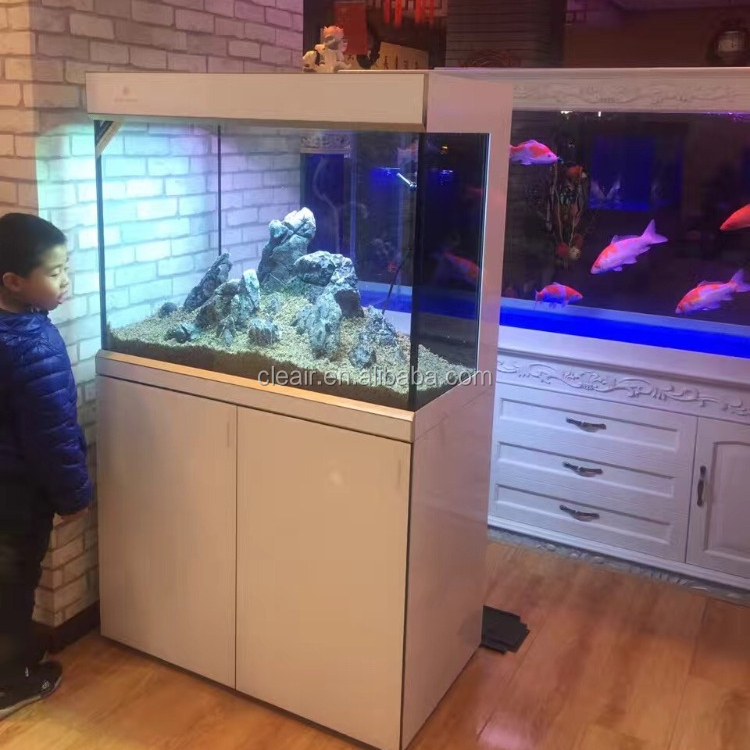 High Performance Good Quality Cleair Glass Aquarium Tank Fish