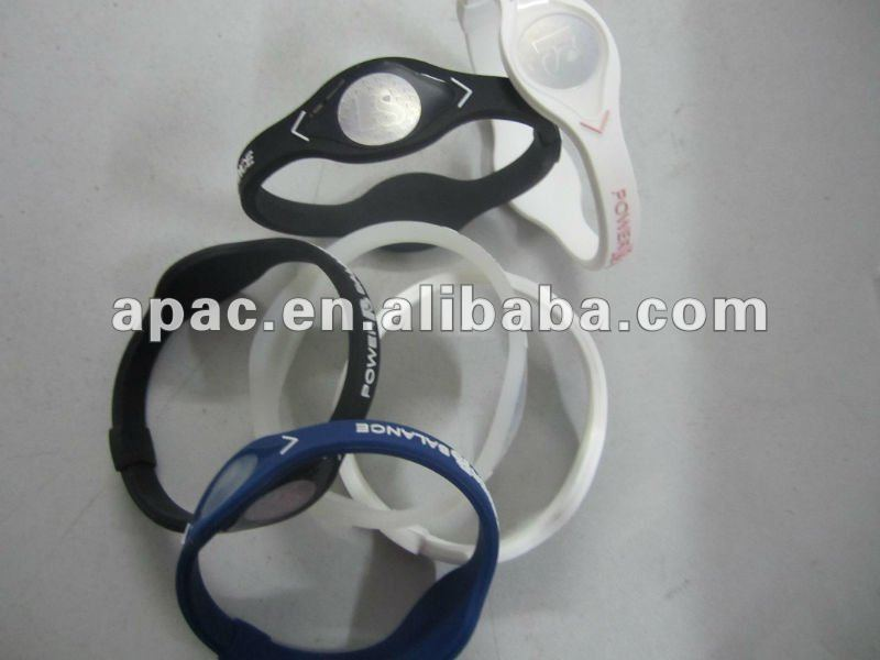 Power silicone bands new style