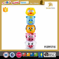 Top selling plastic jenga toys for kids