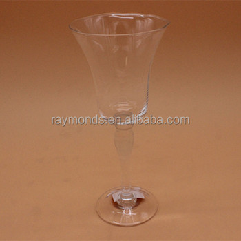 Clear Drinking Wine Goblet