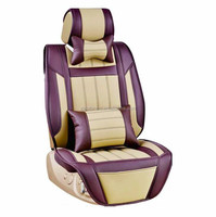 Car seat cover leather,2015 latest design car seat cover leather