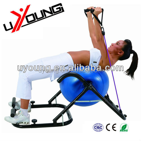 Newest Fitness Equipment Core Exercise Ball Device Full body exercise