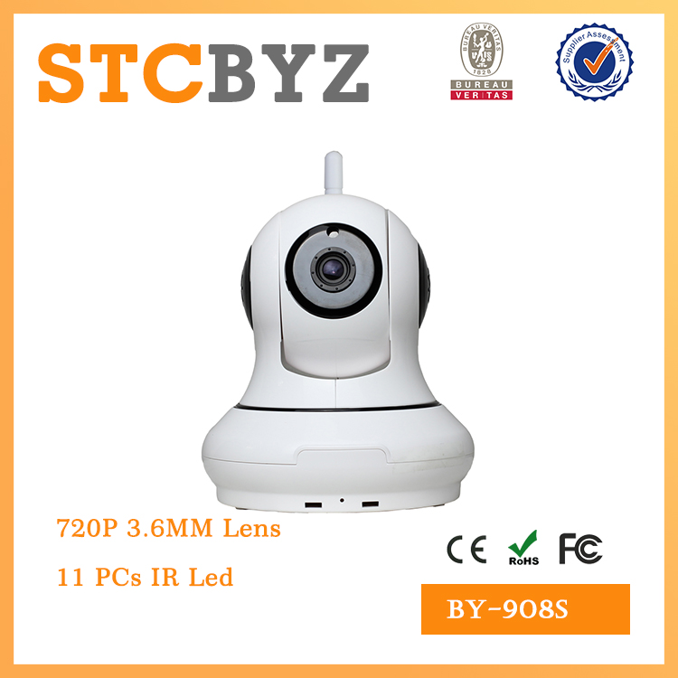 Hot Sell 720P baby home wifi camera 1 MP PTZ IP Camera