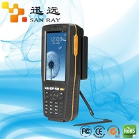Buy Generalscan GS X3 1d ccd mini wireless Plug and Play barcode ...