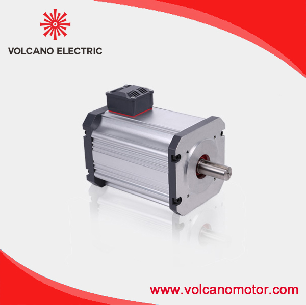 high rpm PMDC permanent magnet 4500W 380v electric Brushless DC Motor
