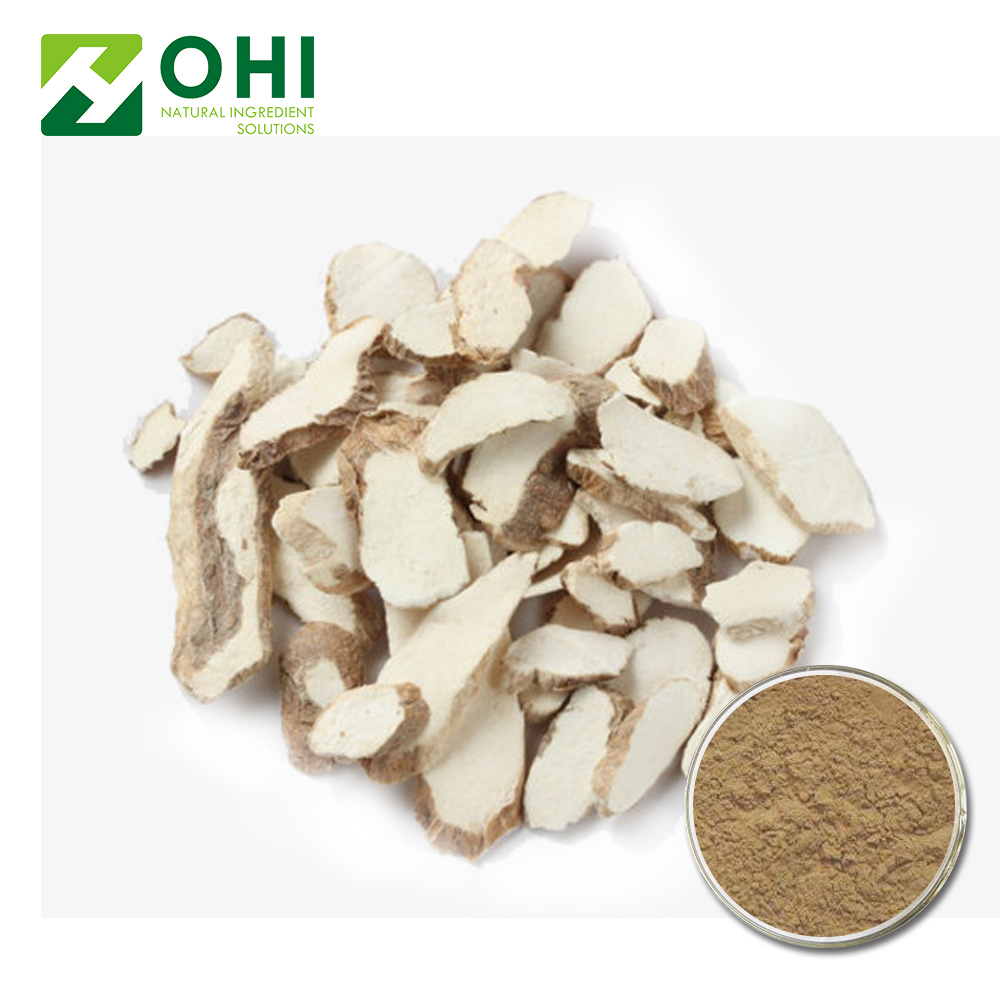 HPLC 1% Ferulic Acid Dong Quai Extract Powder used for Balance hormonal system