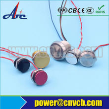 plastic diaphragm pressure switch with pin