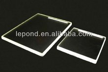 lead glass windows/x-ray radiation protection lead glass