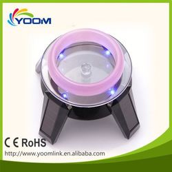 CE ROHS shenzhen direct sale car wheel display stand display stand designs suitcase caster wheels