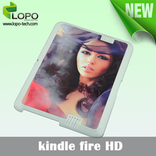 2D Sublimation phone case for Kindle fire HD