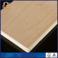4x8' waterproof okoume plywood board