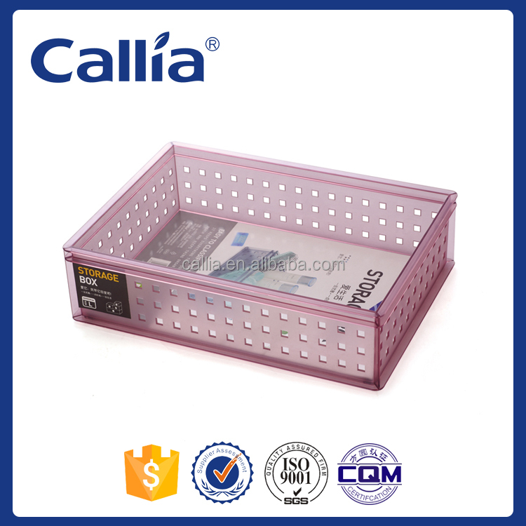 Multi-functional Table Plastic Stationery Storage box/storage Case