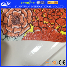 Self Adhesive Wall Covering/Embossed Self Adhesive Vinyl/self adhesive vinyl for walls