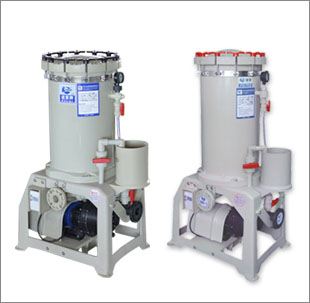 Acid base resist PP/PVC/PVDF filter vessel for plating industry